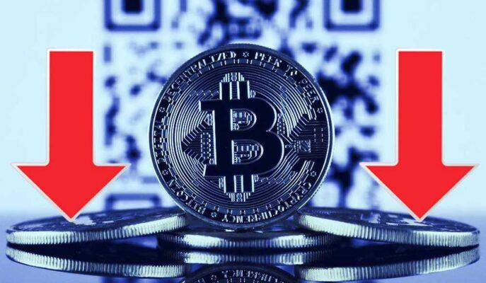 Bitcoin'in Aktif Adres Oranında %18'e Yakın Düşüş Yaşandı