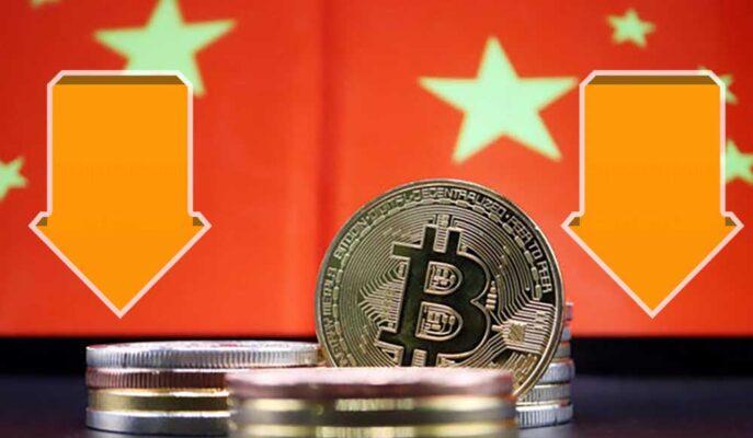 Bitcoin, Çin Baskısı ile Son 2 Haftanın En Düşüğüne Geriledi