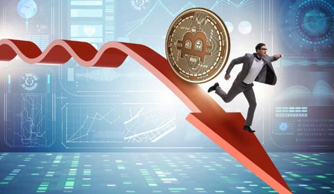 Bitcoin Düşüşü ile 800 Milyon Dolar Kaldıraçlı Pozisyon Tasfiye Edildi