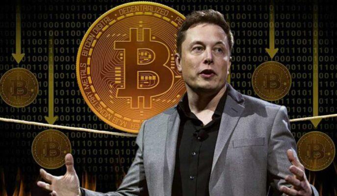 Bitcoin, Elon Musk'ın Son Paylaşımı ile Yeniden Düşüşe Geçti