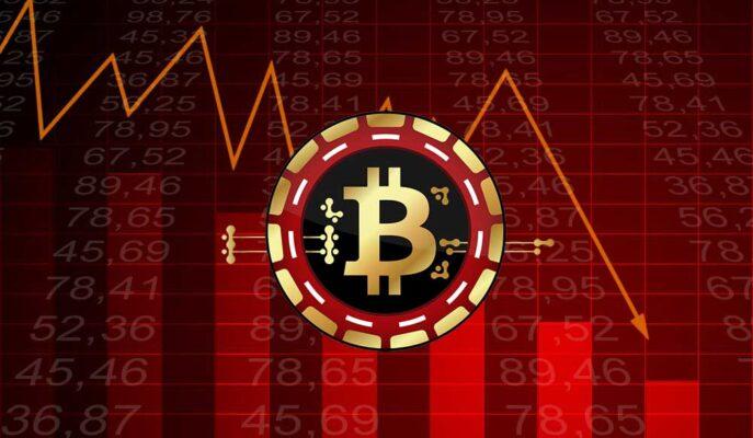 Bitcoin'in Düşüş Yolculuğu 25 Bin Dolara Kadar Sürebilir