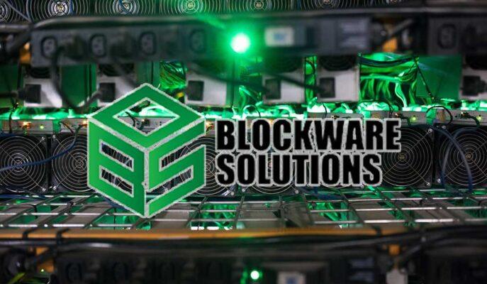 Blockware Madencilik Operasyonlarını Genişletmek için 25 Milyon Dolar Topladı