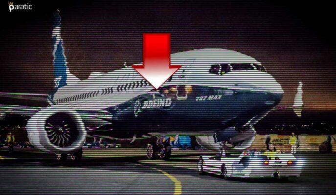 Boeing Hisseleri 777X Gelişmesiyle Açılış Öncesinde Sert Düştü