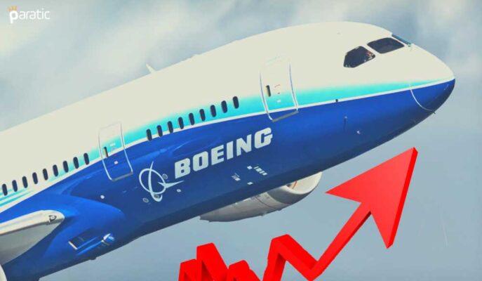 Boeing Hisseleri United Airlines'ın 200 737 Max Siparişiyle Yükseldi