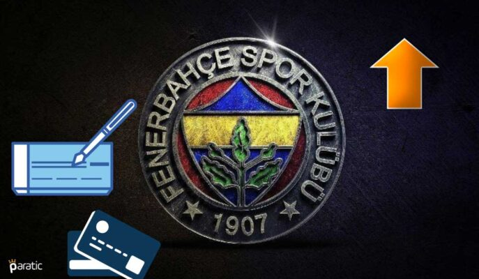 Borçlarını Yeniden Yapılandıran Fenerbahçe'nin Hisseleri 2 Ayın Yükseğine Çıktı