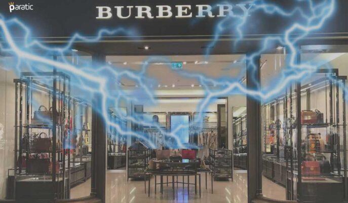 Burberry Hisseleri CEO Marco Gobetti'nin Ayrılığıyla Çakıldı