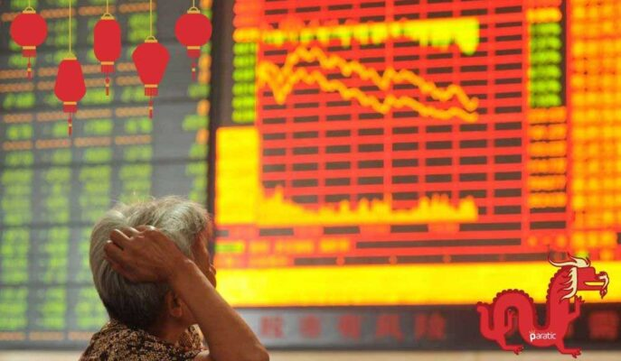 Çin Piyasaları En Düşük Kredi Faiz Oranlarının Sabit Tutulmasıyla Karışık