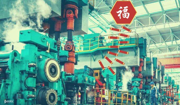 Çin'in Sanayi Üretimi Mayıs'ta %9 Artış Beklentilerini Karşılamadı