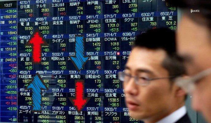 Çoğunluğun Tatil Olduğu Asya'da Piyasalar Karışık Seyretti