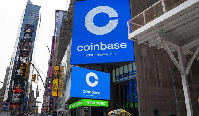 Coinbase Borsası New York'ta Ofis Kurmayı Planlıyor