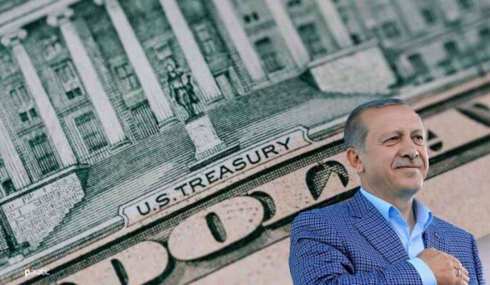 Cumhurbaşkanı Erdoğan'ın Açıklamalarına Tepkisiz Kalan Dolar 8,68'te Seyrediyor