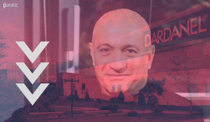 Dardanel Hisseleri Niyazi Önen Gelişmesiyle Sert Düştü