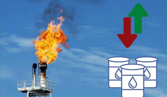 Doğal Gaz Yükselen Emtialarda Başı Çekerken, Petrol Zayıflıyor