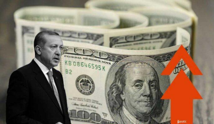 Erdoğan'ın Faiz Yorumuyla 8,81'e Çıkan Dolar, Güne 8,64'ten Başladı