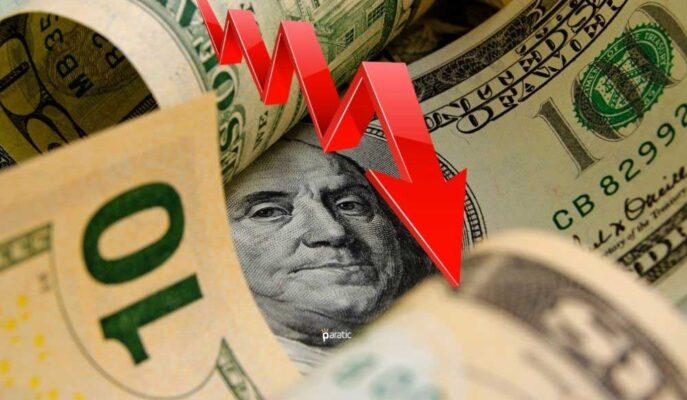 Dolar, TL Karşısında Haftalık Bazda %3'e Yakın Değer Kaybetti