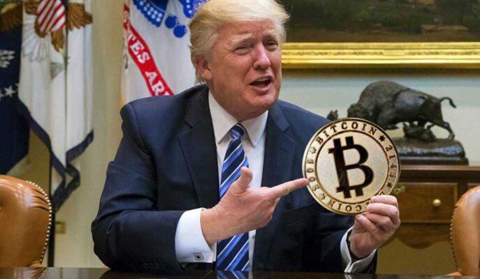 Donald Trump, Bitcoin için Aldatmaca Tanımlamasını Kullandı