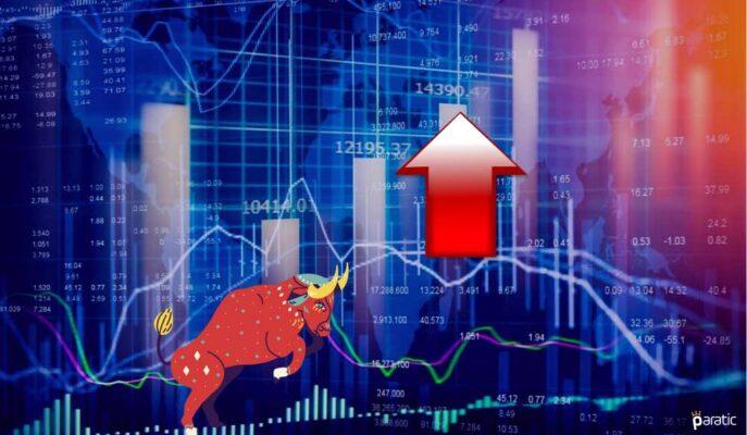 Dow 2,5 Ayın Düşüğünü Gördükten Sonra Diğer Vadelilerle Yükseldi