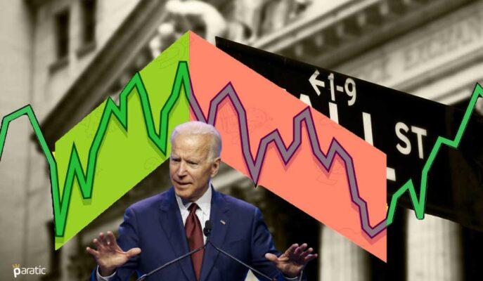 Dow Jones Açılış Sonrası Eksiye Dönerken S&P 500 Rekora Yaklaştı