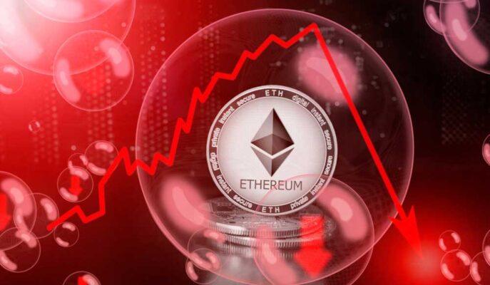 Ethereum, Bitcoin Etkisiyle 2.400 Dolara Kadar Geriledi