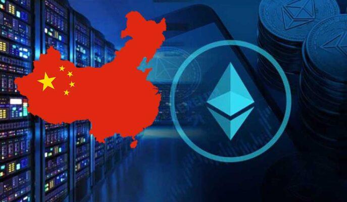 Ethereum Hash Oranı Çin'deki Madencilik Kısıtlamaları Sonrası %20 Düştü
