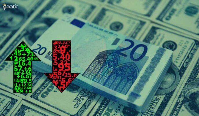 Euro Beklenti Altı Alman Fabrika Siparişleriyle Dolara Karşı Geriledi