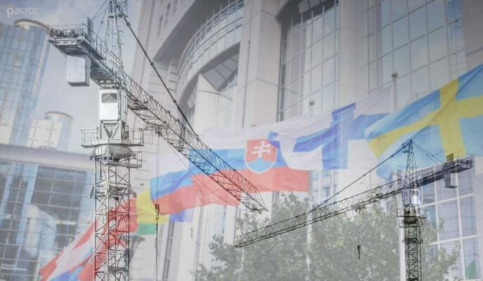 Euro Bölgesi İnşaat PMI Mayıs'ta 50,3'e Yükseldi