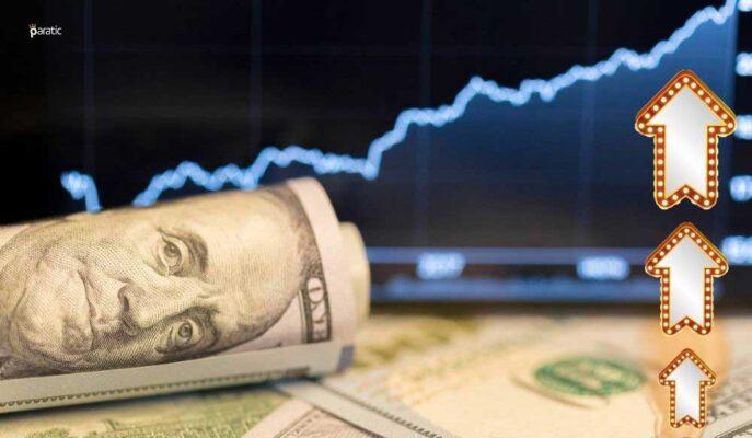 FED Etkisi Süren Dolar Haftaya Yükselişle Başlayıp 8,78'i Aştı