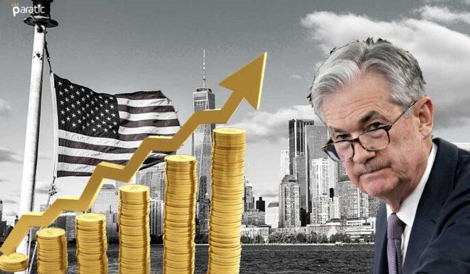FED'in Enflasyon Ölçütü %3,4'e Yükselirken S&P 500 Yine Rekor Kırdı