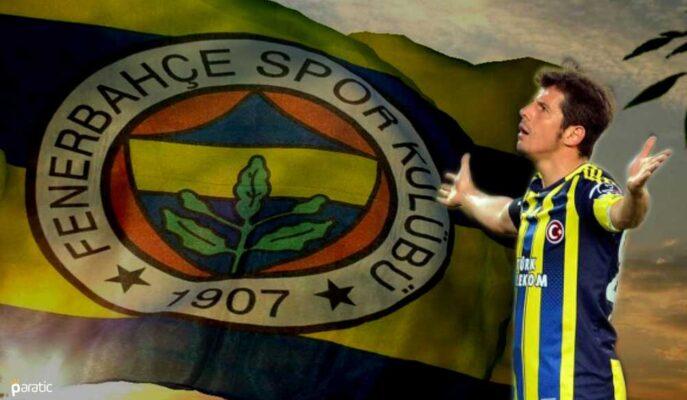 Fenerbahçe Hisseleri Emre Belözoğlu Ayrılığı Sonrası Artıda