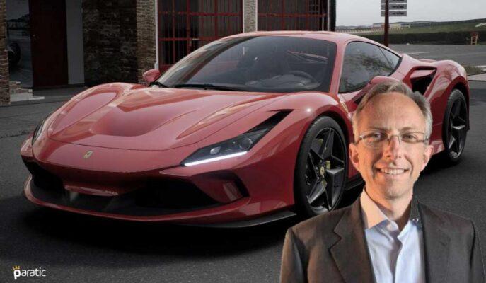 Ferrari Hisseleri Yeni CEO'yu Hoş Karşılamadı