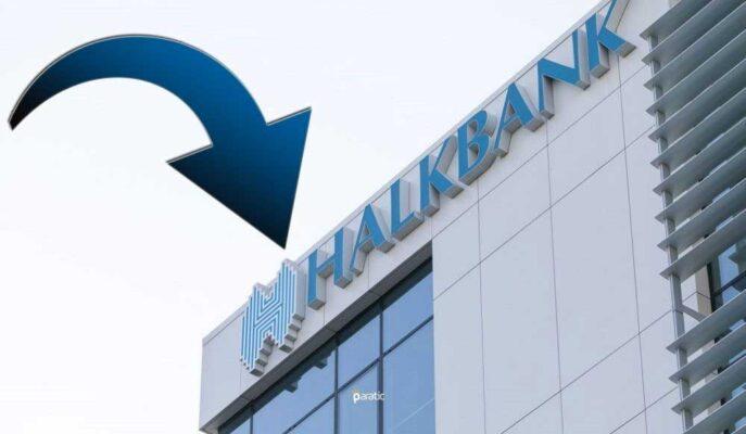 Finansman Bonosu İtfası Gerçekleştiren Halkbank Hisseleri %1 Geriledi