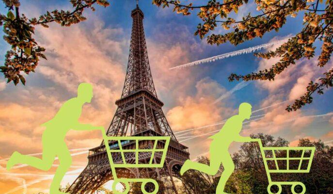Fransa'da Tüketici Güveni Haziran'da Pandemi Sonrası İlk Kez 100'ü Aştı