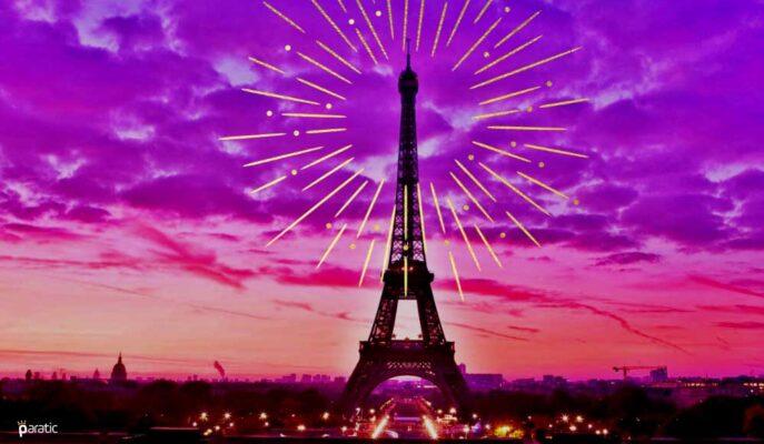 Fransız Borsa Endeksi 6,659 Puanla 21 Yılın Yeni Yükseğini Kaydetti