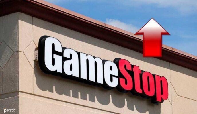 GameStop Hisseleri 1 Milyar Dolarlık Kazanç Haberiyle Yükseldi