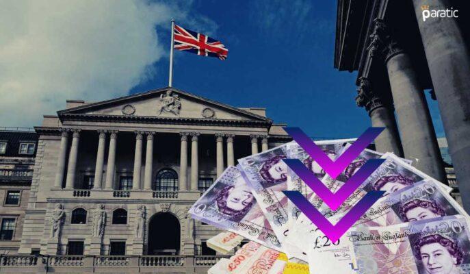 GBP/USD İngiltere Merkez Bankası'nın Politika Kararıyla 1,39'a Düştü