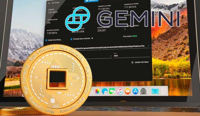 Gemini Borsası Bitcoin'in Çevre Sorununa Karşı İş Birliği Yaptı