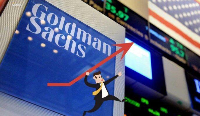Goldman Sachs Hisseleri %3,5'lik Düşüşün Ardından Kayıplarını Siliyor