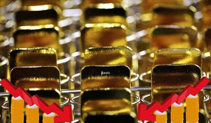 494 Liradan Alıcı Bulan Gram Altının Aylık Kaybı %3'e Yaklaştı
