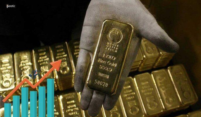 Gram Altın Dolardaki Hareketlilikle Yeni Zirveyi Test Etti