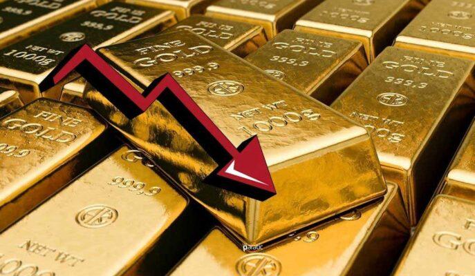 Gram Altın Küresel Fiyatlardaki Zayıflıkla 496 Liraya Geriledi