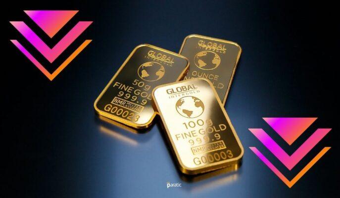 Gram Altın %0,5 Düşüşle 500 TL Altında Seyrediyor