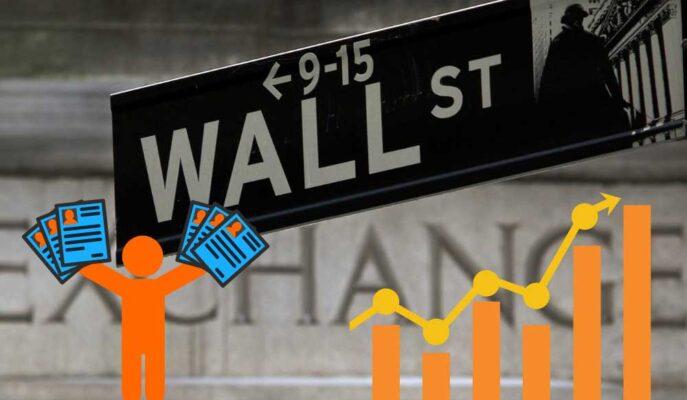 Güne Hafif Düşük Başlayan ABD Borsaları Rekora Yaklaştı