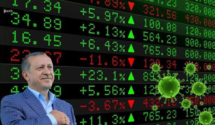 Haziran Normalleşmesinden Destek Bulan Borsa 1430 Puanı Aştı