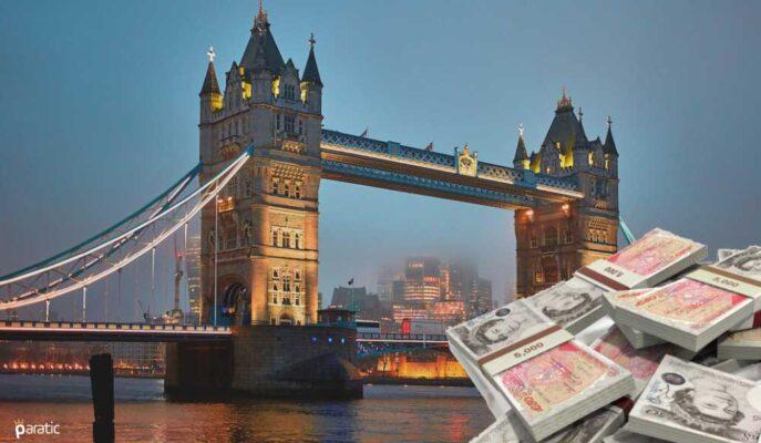 İngiliz FTSE 100 Beklenenden İyi Kamu Maliyesiyle Yükseldi