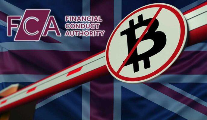 İngiltere'de 13 Kripto Para Şirketi Lisans Başvurularını Geri Çekti