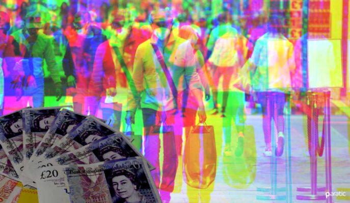 İngiltere'de Enflasyon Mayıs'ta %2,1'le Beklenti Üstü Arttı