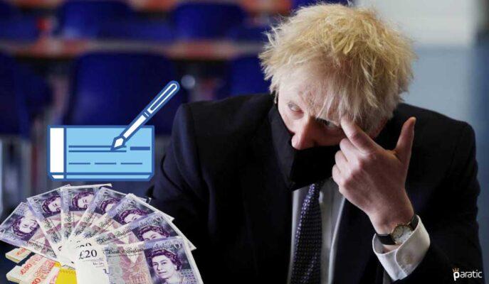 İngiltere'de Borçlanma Mayıs'ta 24,3 Milyar Sterline Geriledi