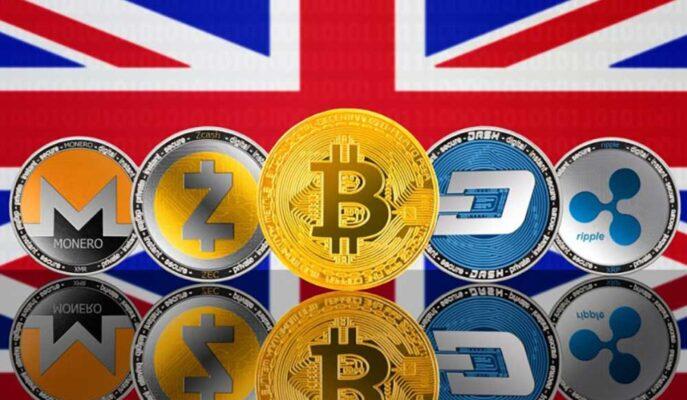 İngiltere'de Kripto Para Sahibi Olanların Sayısı 2 Milyonu Geçti