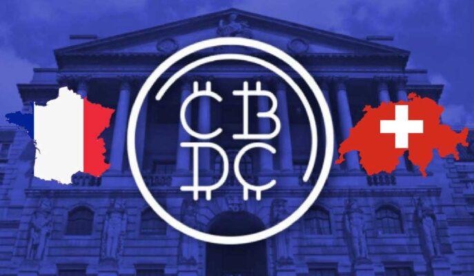 İsviçre ve Fransa Merkez Bankaları CBDC Testleri için İş Birliği Yapacak