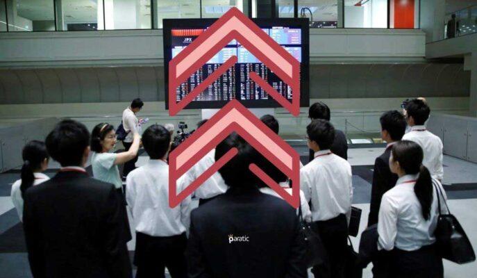 Japonya Piyasaları 2021'in İlk Çeyrek GSYİH Rakamlarıyla Yükselişte